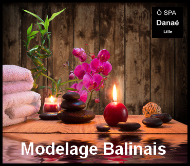 Massage balinais Ô Spa danae lille