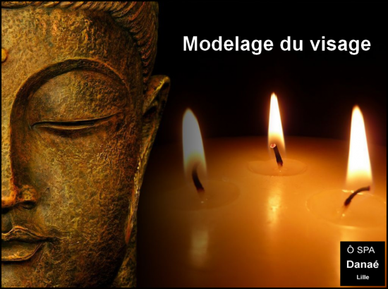 Massage visage Ô Spa Danaé Lille