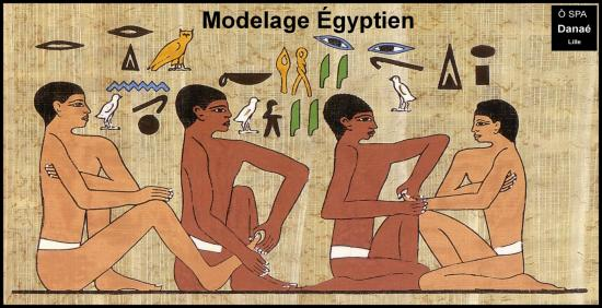 Modelage égyptien lille