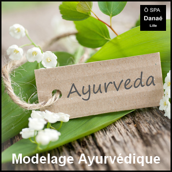 Massage ayurvédique Ô Spa Danaé Lille