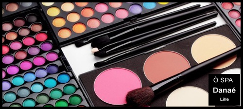 Maquillage Ô Spa Danaé à Lille 1