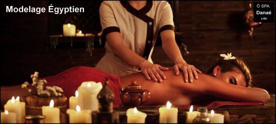Lille massage égyptien