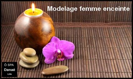 Massage femme enceinte Ô Spa Danaé Lille