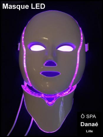 Masque LED Ô Spa Danaé à Lille