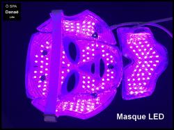 Masque LED Ô Spa Danaé à Lille