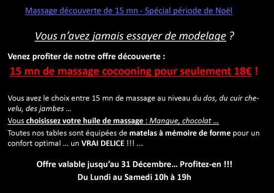 Massage Découverte Ô Spa Danaé Lille