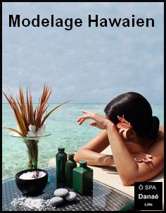 Massage hawaien Ô Spa Danae Lille (lomi-lomi)