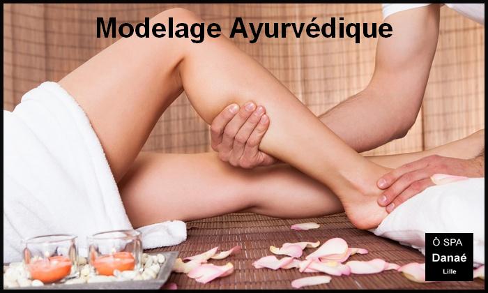 Massage ayurvédique Ô Spa Danaé Lille