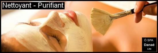 Nettoyage de peau Ô Spa Danaé à Lille