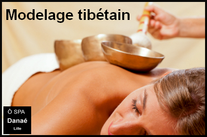 Massage tibétain Ô Spa Danaé Lille