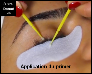 mascara semi-permanent Ô Spa Danaé Lille