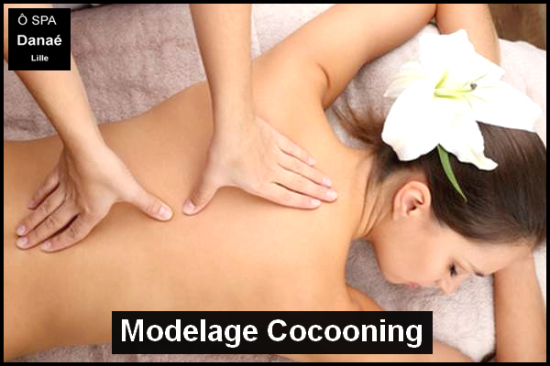 Massage cocooning Ô Spa Danae lille