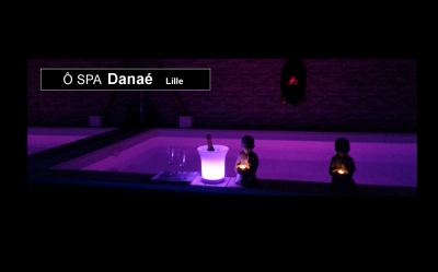 Spa Privatif Ô Spa Danaé Lille