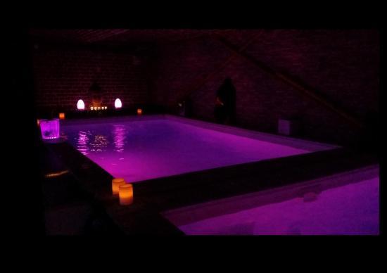 Spa privatif lille piscine 2