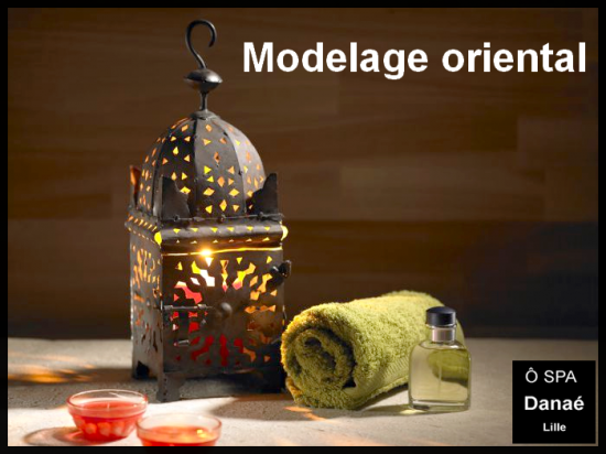 Massage Oriental Ô Spa Danaé Lille